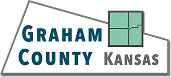 Graham County Kansas Logo